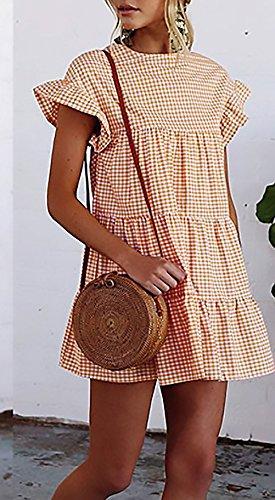 A Pois Vestito 95 den Senza Maniche Babyonline Donna