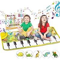 Magicfun Kids Musical Piano Mat (43.5 x 14'')