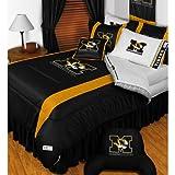 NCAA Missouri Twin Bedding Set and Bathroom Set