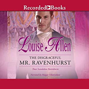 The Disgraceful Mr. Ravenhurst Hörbuch