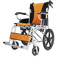 POLIRONESHOP PRATIKA silla de ruedas de tránsito aluminio