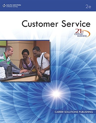 21st Century Business: Customer Service, Student Edition (FBLA - All) (Best Cloud Services For Business)