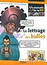 Le lettrage de bulles par Lainé