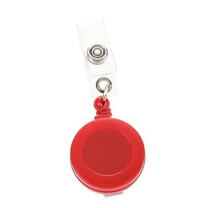 TOOGOO(R) Clip de Cinturon Llavero Cadena de Traccion ...