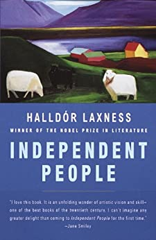 Independent People (Vintage International) by [Laxness, Halldor]
