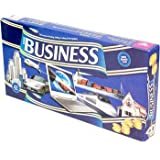 Toy Mart Business Game Senior With Plastic Coins ( 4 More Games Free Inside )