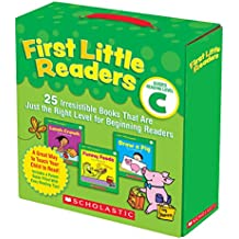 First Little Readers Parent Pack: Guided Reading Level C: 25 Irresistible Books That Are Just the Right Level...