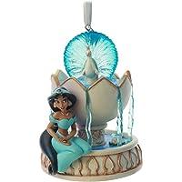 Disney Jasmine Fairytale Moments Sketchbook Ornament – Aladdin