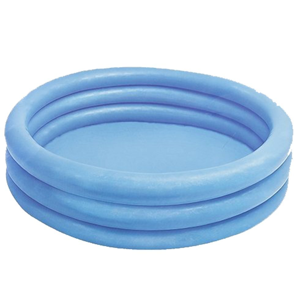 BananaB Blau Inflatable Pool, 45 x 10