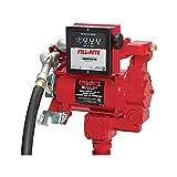 Fill-Rite FR311VELN 3/4 HP 115/230V 50/60Hz AC, 901L Meter, Liter (Up to 114 LPM)