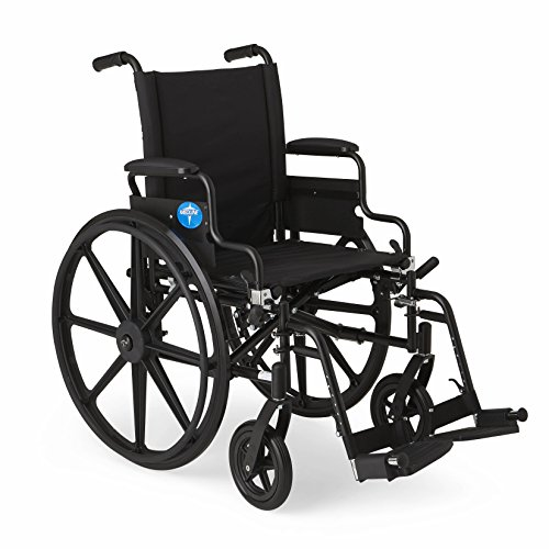 (Medline MDS806500N K4 Lightweight Wheelchairs)