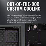 Cooler Master NR200 SFF Small Form Factor Mini-ITX