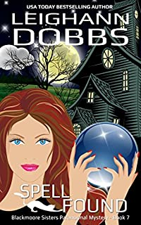 Spell Found by Leighann Dobbs ebook deal