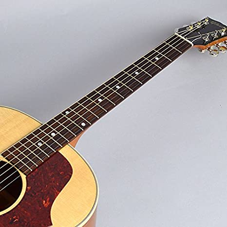 Gibson J50 redondo hombro envejecido natural acústica eléctrica ...