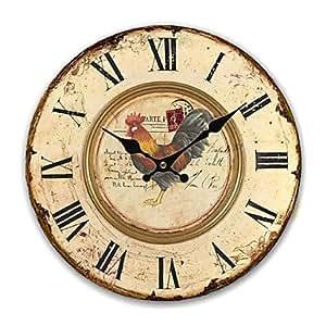 Reloj de pared Animal país VV