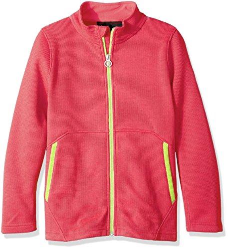 Spyder Girls Fleece - Spyder Girl's Endure Stryke Jacket, Raspberry, Medium