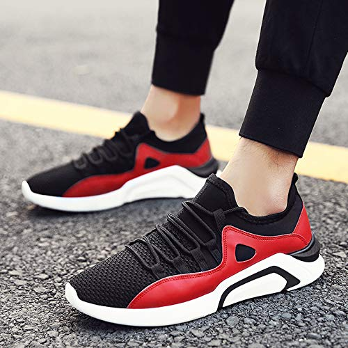 Respirables Desgaste Tendencia Tejer Zapatos Resistente Moda Hombres Personalidad Deporte Nanxieho De Volar Encaje RwdxPRv