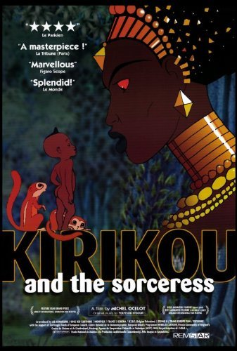 Kirikou and the Sorceress POSTER Movie (27 x 40 Inches - 69cm x 102cm) (1998) (Style C)
