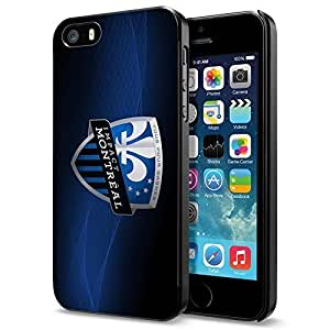 Soccer MLS MONTREAL IMPACT SOCCER CLUB FOOTBALL FC, Cool iPhone 4/4s Smartphone Case Cover