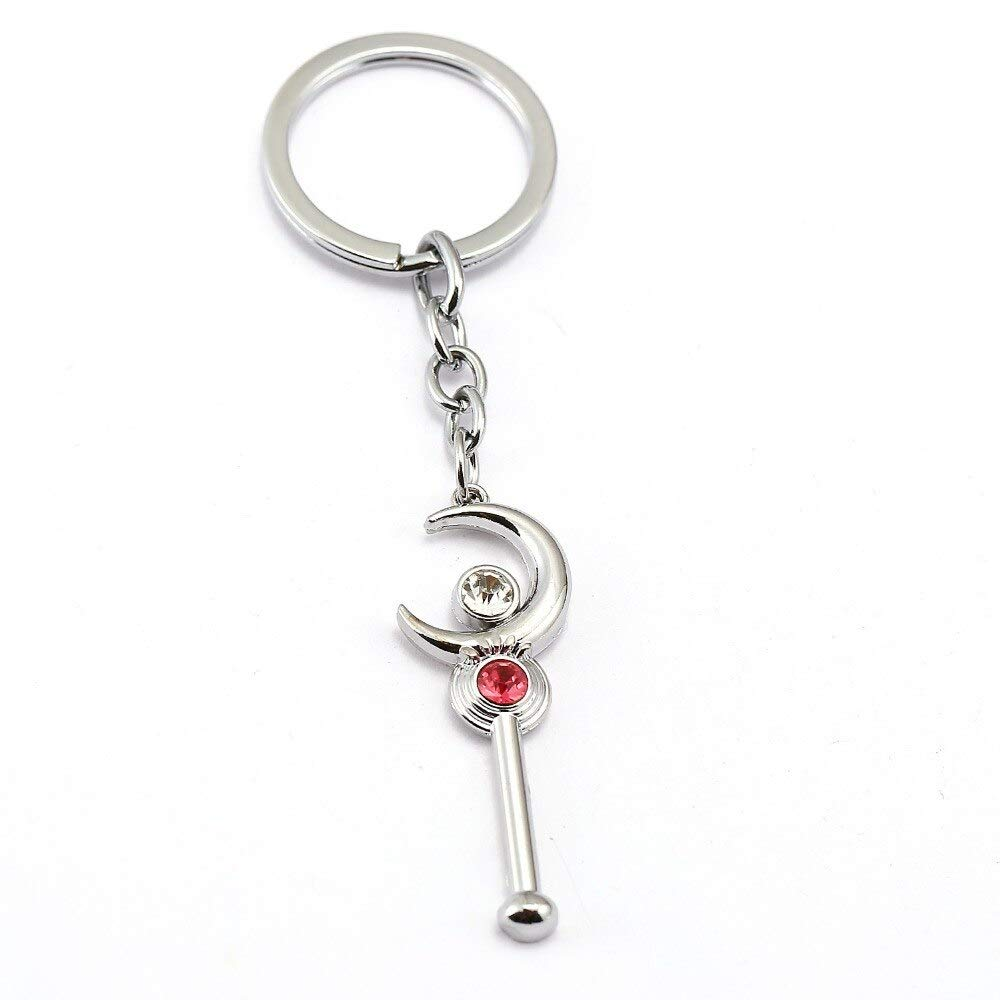 Amazon.com: Value-Smart-Toys - Sailor moon Keychain magic ...