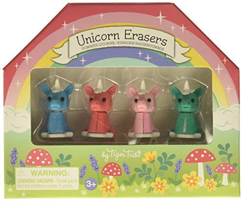 Child Tiger Kit (Tiger Tribe Unicorn Erasers Arts and Crafts Kit)