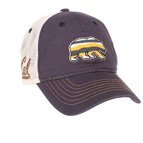 California Golden Bears Trucker Hat - Navy