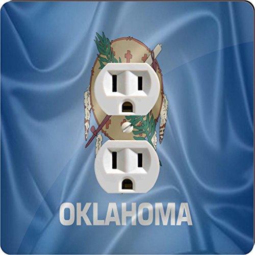 Rikki Knight 2709 Outlet Oklahoma State Flag Design Outlet - Oklahoma City Outlet
