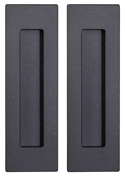 Sehrgut Flush Pull Handle For Sliding Barn Pocket Door Cabinet
