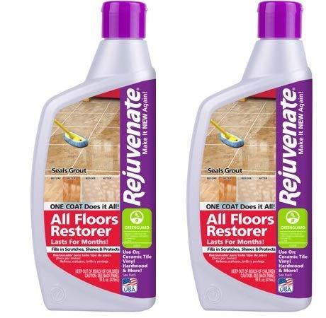 Rejuvinate All Floor Restorer, 16 Oz (2) (Stock Restorer)