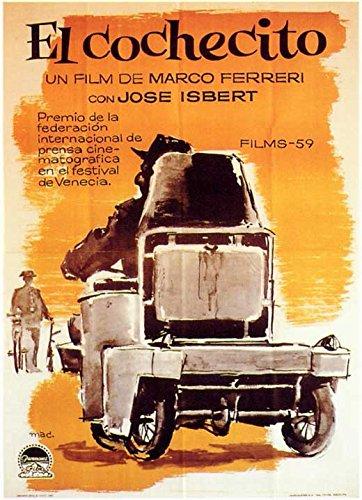 Amazon.com: El Cochecito (Spanish ) POSTER (11\