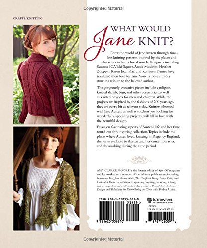 The Best of Jane Austen Knits: 27 Regency-Inspired Designs: Amazon ...