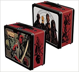 Dark Horse Hellboy and the B.P.R.D Lunchbox