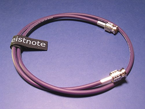 Geistnote's Apogee Wyde Eye 75Ω BNC Word Clock Cable ~ WE-BB (1.5m)