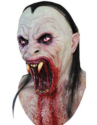 Viper Latex Mask - Viper Vampire