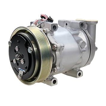 1x Compresor de aire acondicionado ALFA ROMEO 145 930; ALFA ROMEO 146 930; ALFA ROMEO 147 ...