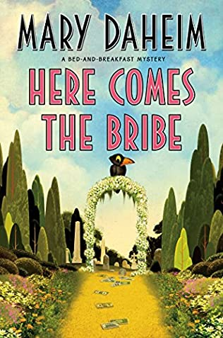book cover of Here Comes the Bribe