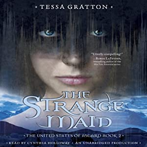 The Strange Maid Audiobook