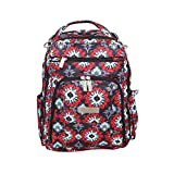 Ju-Ju-Be Be Right Back Backpack, Sweet Scarlet, Red