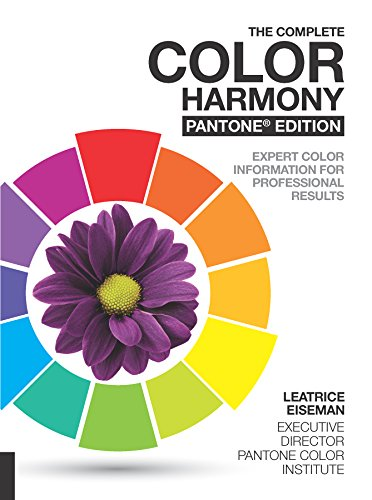 The Complete Color Harmony, Pantone Edition (English Edition)