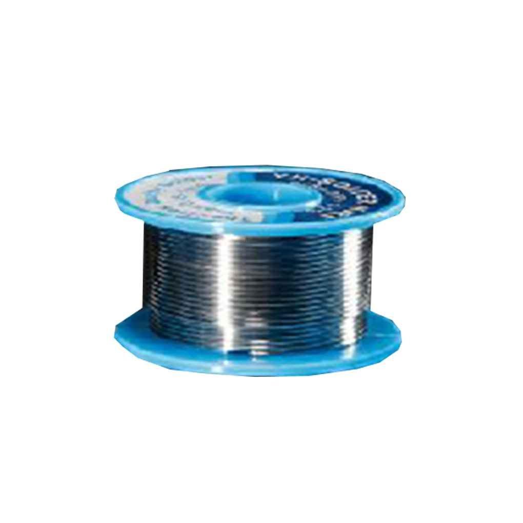 0.6MM 50 g de estaño soldadura del alambre de bajo punto de fusión punto de soldadura de estaño colofonia Core para la soldadura de la reanudación de la reparación censhaorme