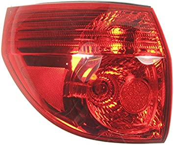 Taillight Taillamp Rear Brake Light Passenger Side Right RH NEW for 06-10 Sienna