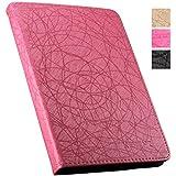 KEVENZ® iPad mini Cases Covers for iPad mini1/mini2 case cover - Rose Red - K108
