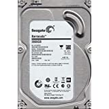 ST2000DM001, W1E, WU, PN 9YN164-505, FW CC82, Seagate 2TB SATA 3.5 Hard Drive
