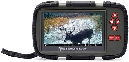 Amazon.com: Stealth Cam - Lector y visor de tarjetas SD ...