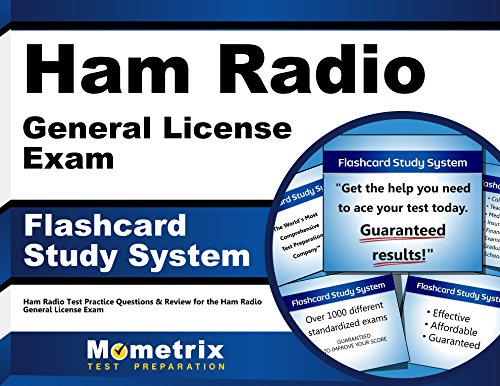 Ham Radio General License Exam Flashcard Study System: Ham Radio Test Practice Questions & Review for the Ham Radio General License Exam (Cards)