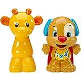 Fisher-Price Talk 'N Teach Puppy & Giraffe