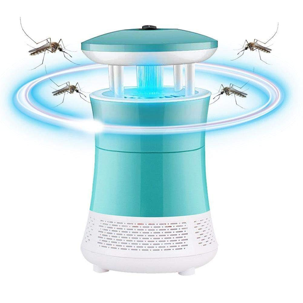 USB Mosquito Killer Lamp,Insect Killer,Electronic UV Physical Home Mosquito Lamp,Indoor Bug Mosquito Trap,USB Powered,No Radiation,Non-Chemical,for Home Outdoor