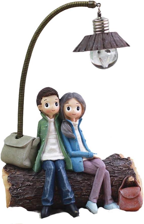 ejemplo de lampara de parejas recargados