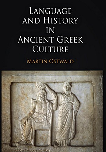 Language and History in Ancient Greek Culture