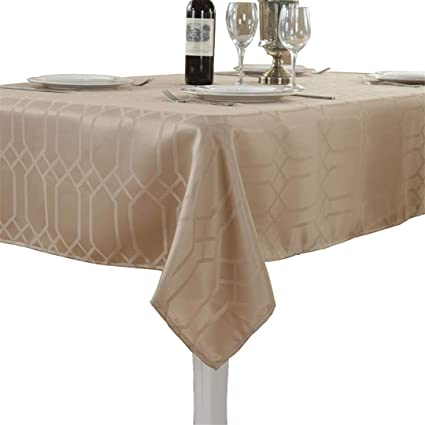 Amazon Com Rhap Table Cloth Tablecloth For Rectangle Table